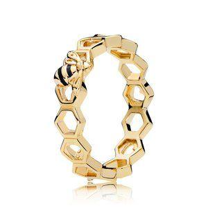Pandora Limited Edition PANDORA Honeybee Ring